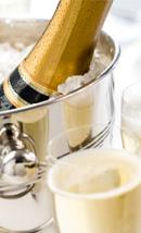 champagne reception cote d azur